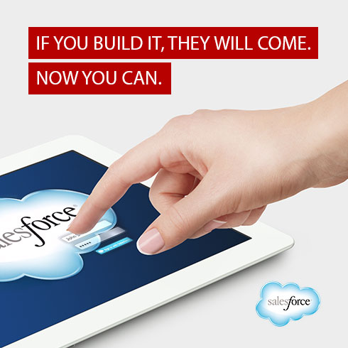Salesforce1 Platform Allows Users to Create Custom Apps that Draw Customers