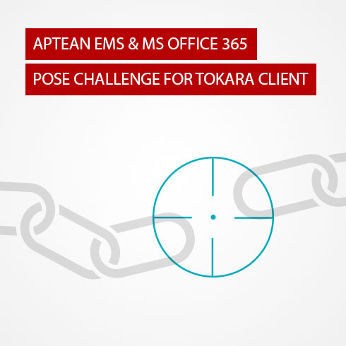 Tokara Solves Aptean EMS and Microsoft Office 365 Integration Challenge