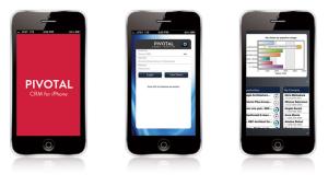 Pivotal Mobile CRM