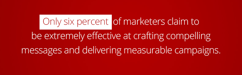 CRM Compelling Campaigns Marketer Stat